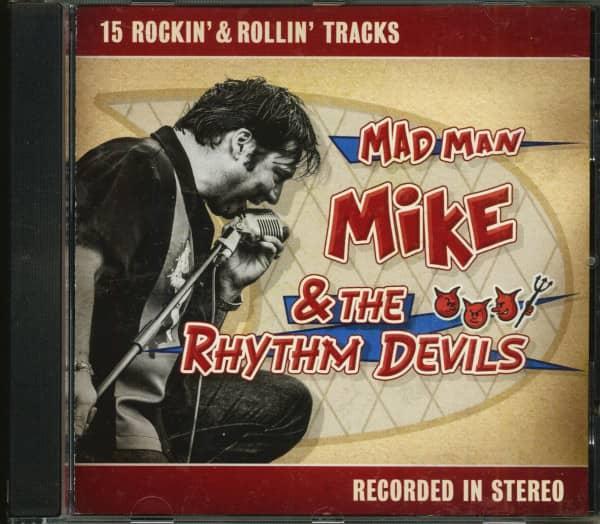 Mad Man Mike & The Rhythm Devils (CD)