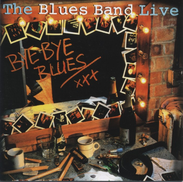 Bye Bye Blues (2-CD)
