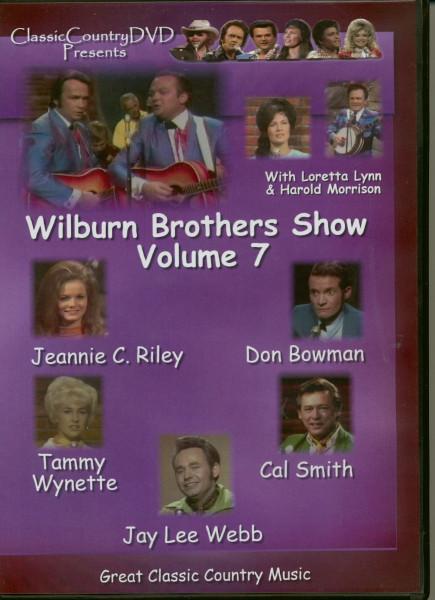 Vol.07, Wilburn Brothers Show (1968-1970)