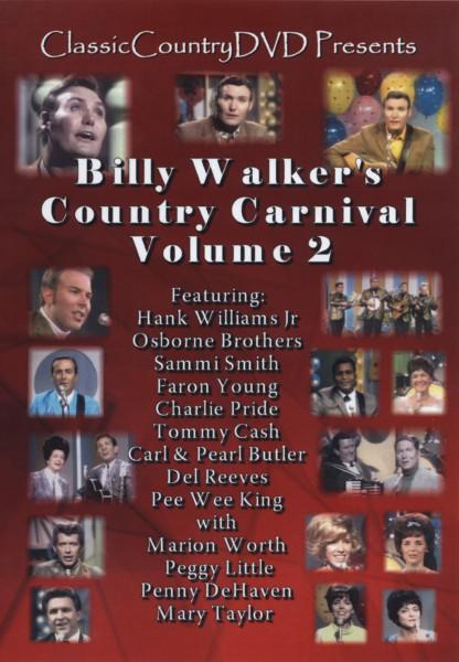 Billy Walker's Country Carnival Vol.2