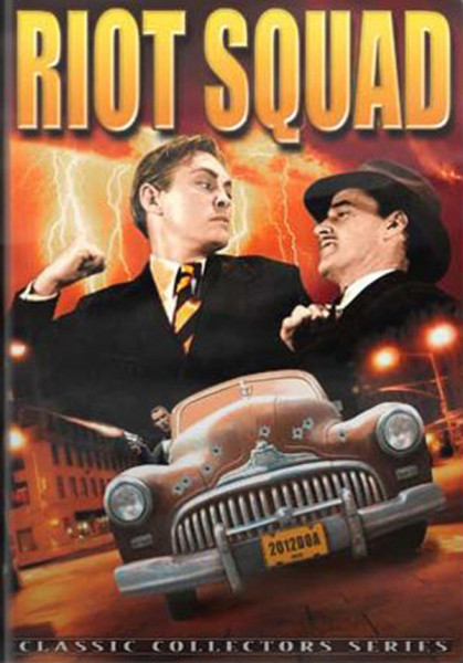 Riot Squad (0) - Crime