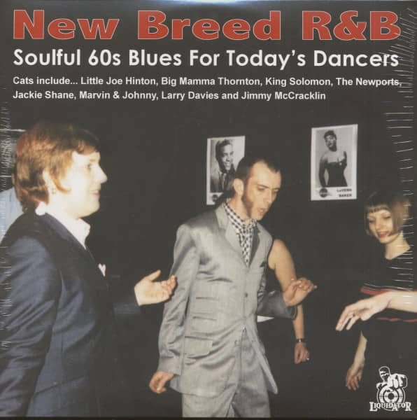 New Breed R'n'B - Soulful 60s Blues For Today's Dancers (2-LP)