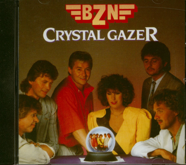 Crystal Gazer (CD)