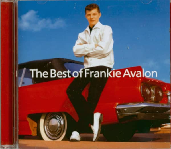 Best Of Frankie Avalon (CD)