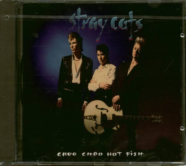 Choo Choo Hot Fish (CD, Canada)