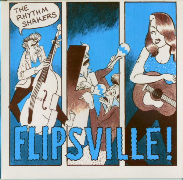 Flipsville! (plus bonus tracks)