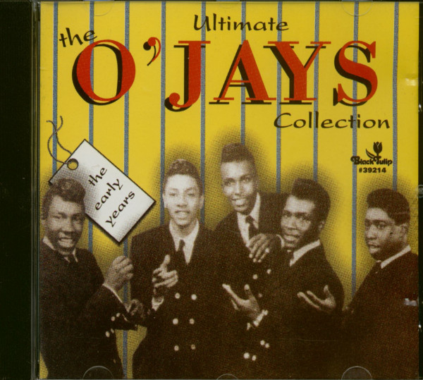 Ultimate O'Jays Collection - The Early Years (CD)