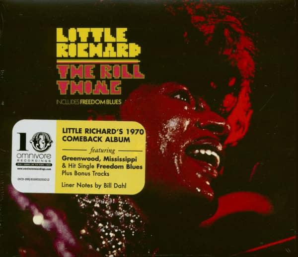 The Rill Thing (CD)