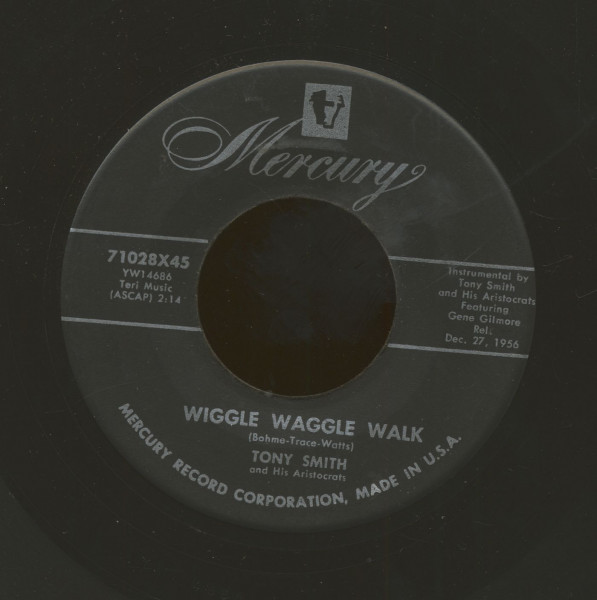 Wiggle Waggle Walk - Wacker Drive (7inch, 45rpm)