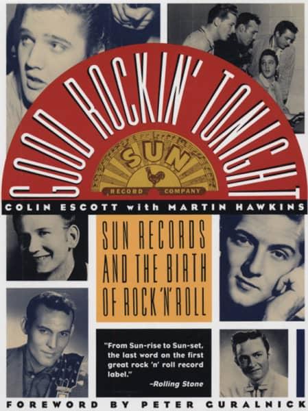Good Rockin' Tonight - Colin Escott & Martin Hawkins