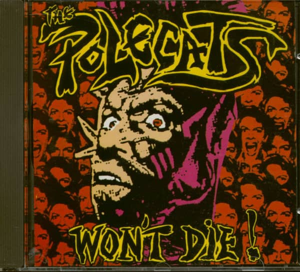 The Polecats Won't Die (CD)
