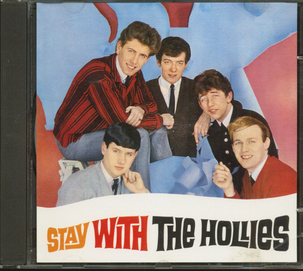 Stay With The Hollies (CD)
