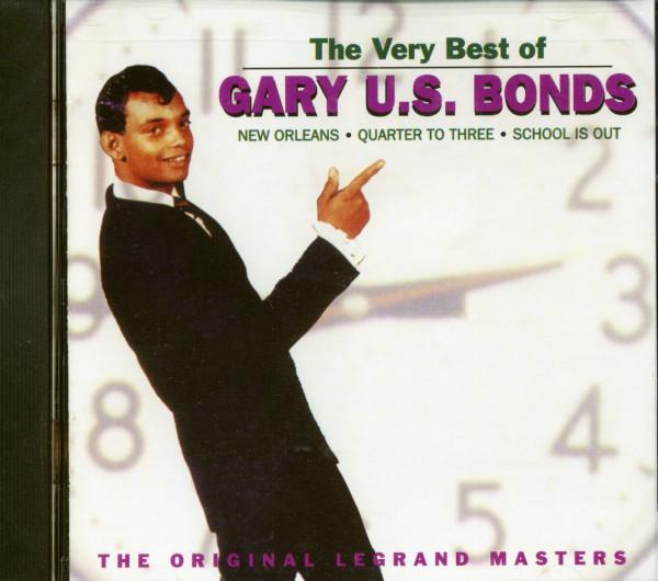 The Very Best Of Gary U.S. Bonds (CD)