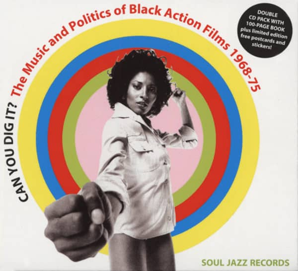 Can You Dig It? - Black Action Films 1968-75