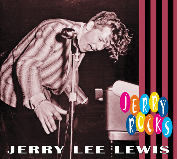 Jerry Lee Lewis - Jerry Rocks (CD)