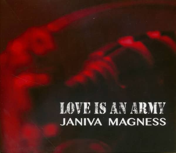 Love Is An Army (CD)