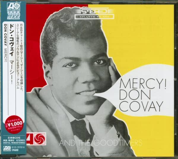 Mercy! (CD, Japan)
