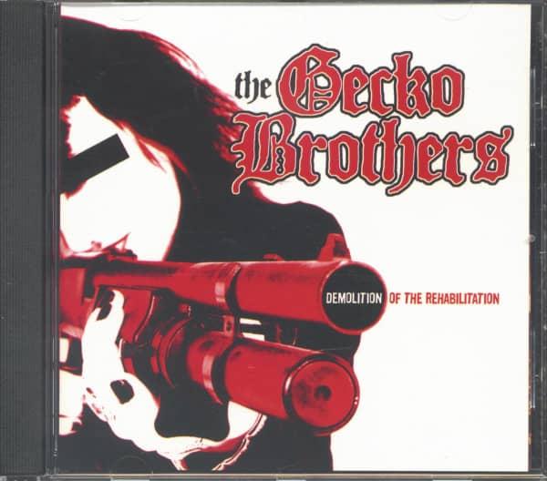 Demolition Of The Rehabilitation (CD)