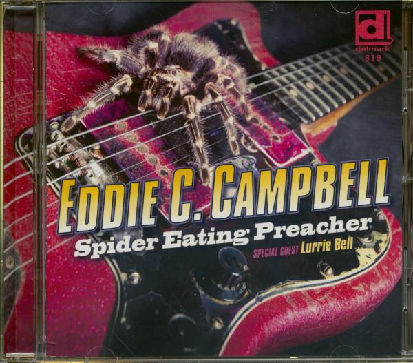 Spider Eating Preacher (CD)