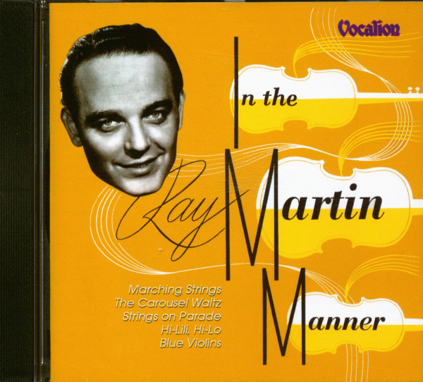 In The Martin Manner (CD)