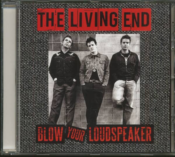 Blow Your Loudspeaker (CD)