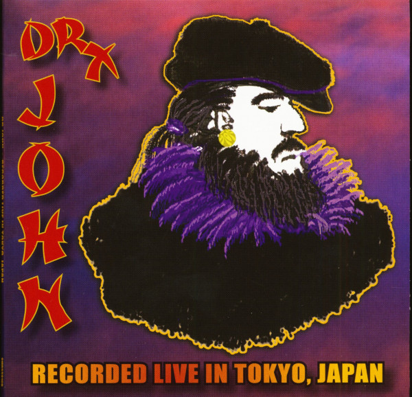 Recorded Live In Tokyo, Japan (CD)