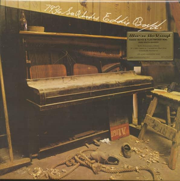 7936 South Rhodes (LP, 180g Vinyl)