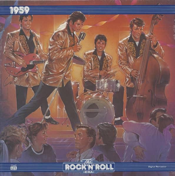 The Rock & Roll Era 1959 (2-LP)