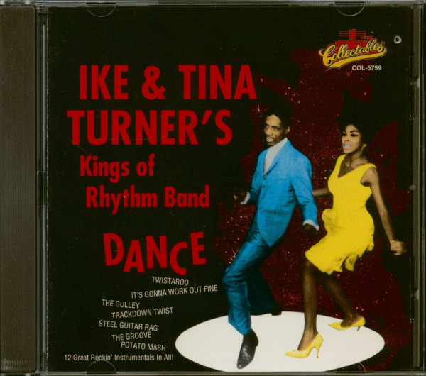 Kings Of Rhythm Band - Dance (CD, Cut-Out)