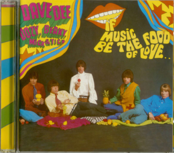 If Music Be The Food Of Love (CD)