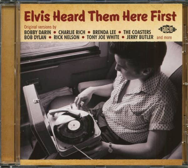 Elvis Heard Them Here First (CD)