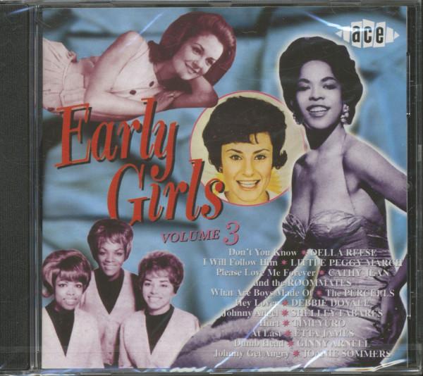 Early Girls Vol.3