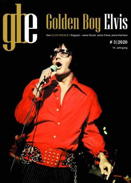 Golden Boy Elvis - Fachmagazin 3-2020