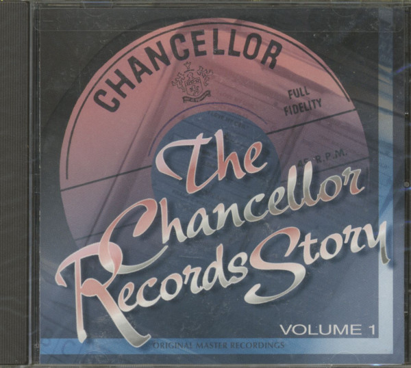 The Chancellor Records Story, Vol.1 (CD)