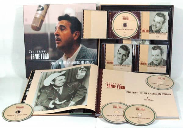 Portrait Of An American Singer 1949-1960 (5-CD)