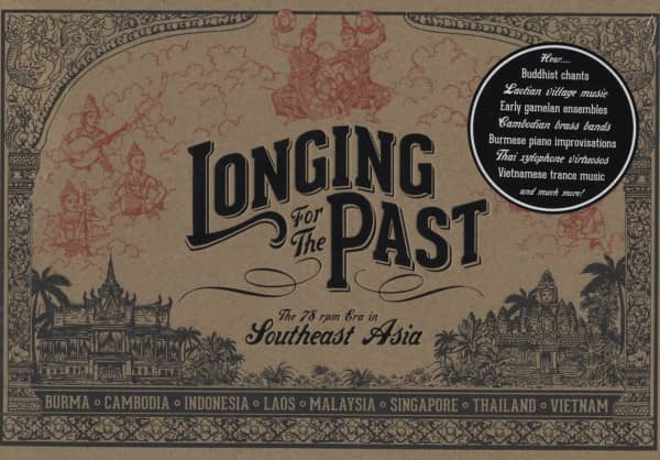 Longing For The Past (4-CD)