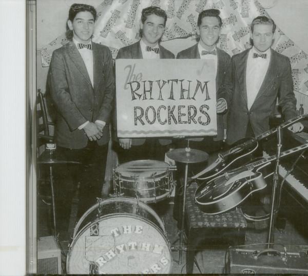 Rare 1950s Boston Rockabilly Vol.3 (CD)