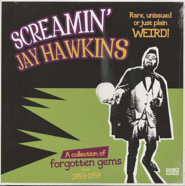 Rare, Unissued Or Just Plain Weird 1953-1959 (LP)