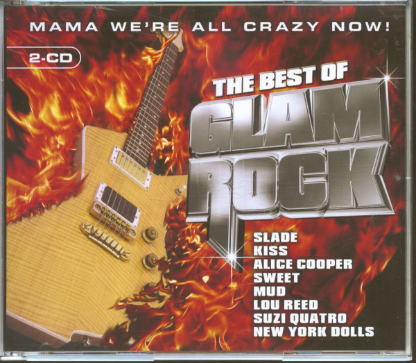 Mama We're All Crazy Now - The Best Of Glam Rock (2-CD)