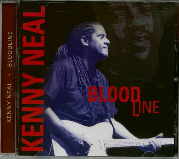 Bloodline (CD)