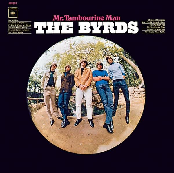 Mr.Tamborine Man (LP Colored Vinyl)