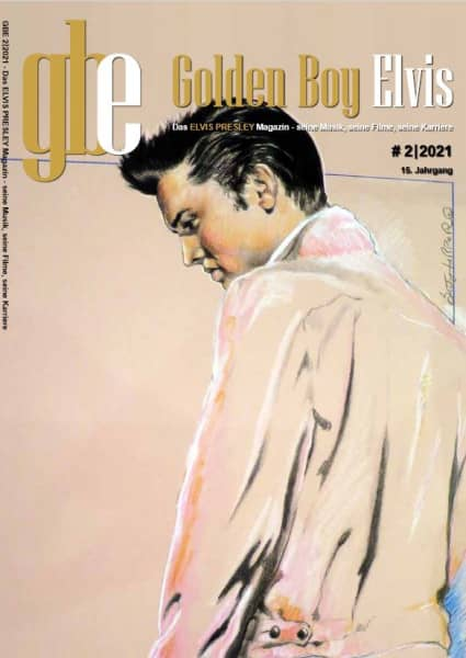 Golden Boy Elvis - Fachmagazin 2-2021