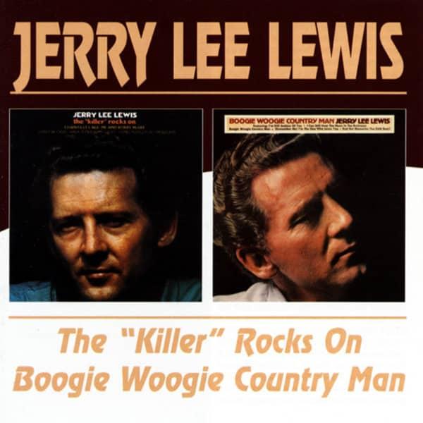 Boogie Woogie Country Man & The Killer Rocks