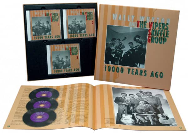 10.000 Years Ago (3-CD Deluxe Box Set)