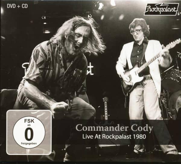 Live At Rockpalast 1980 (CD & DVD)