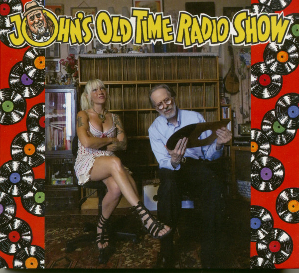 John's Old Time Radio Show (2-CD)