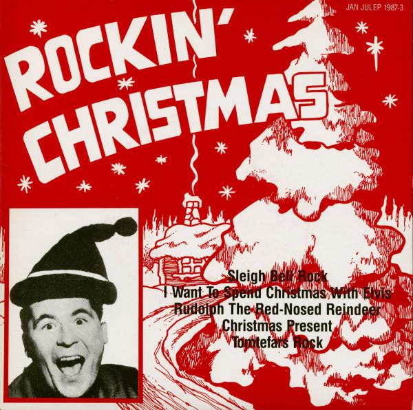 Rockin' Christmas Vol.3 (7inch, EP, 45rpm, PS, BC)