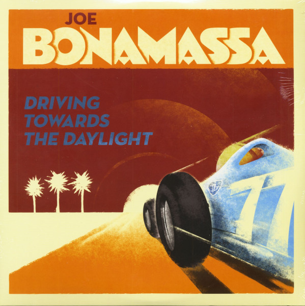 Driving Towards The Daylight (2-LP, 180g Vinyl & Download Card)