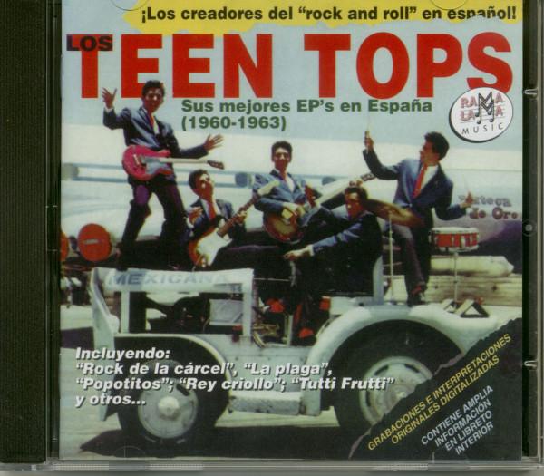 Sus Mejores EP's en Espana (CD)
