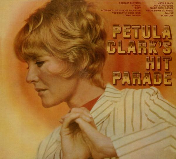 Petula Clark's Hit Parade (CD)